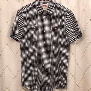 Levi's button down shirt
